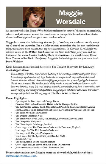 Invitation for Lori Legan's 13th Annual LoLo Bash fundraising event, second page.  Click image to enlarge picture.