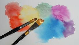 Original Artwork © Judy Thompson | Watercolor Addict | Abstract Art of Lady J