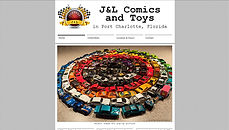 J AND L COMICS AND TOYS Project Page Link