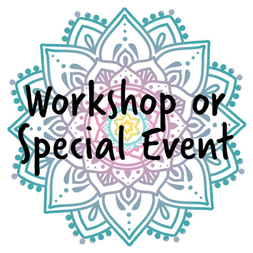 Workshop or Special Event