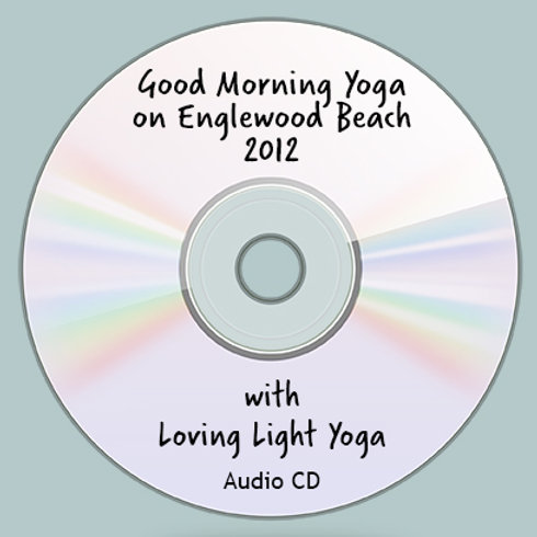 """Good Morning Yoga on Englewood Beach – 2012"""