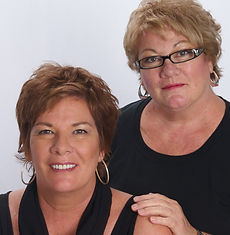 Jan McDonald and Cathy Sund of A New Look Color & Hair Design Studio
