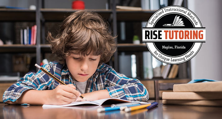 RISE TUTORING Round Logo Design and Picture 2 by Coconut BAM Productions