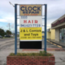 J&L Comics and Toys in Port Charlotte