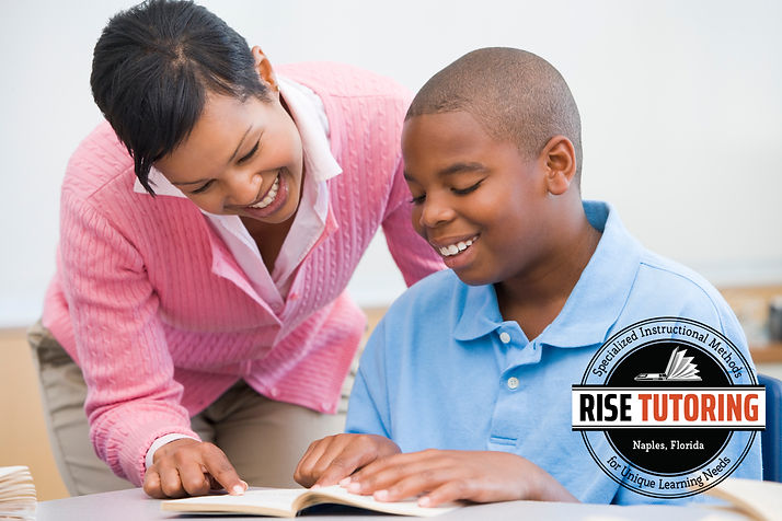 RISE TUTORING Round Logo Design and Picture 1 by Coconut BAM Productions