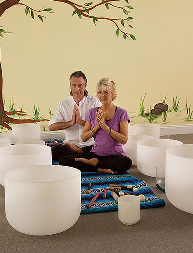 Come Join Us – Loving Light Yoga & Healing Center in Englewood, Florida – Namaste, Lata & Robert