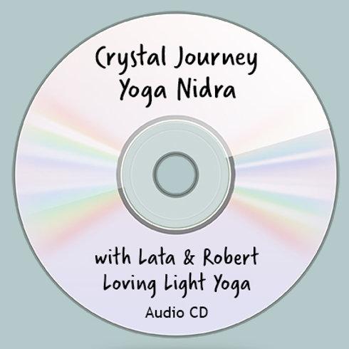 """Crystal Journey Yoga Nidra"""