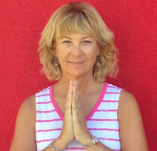 Kris Hleuka, Certified Yoga Instructor, Loving Light Yoga & Healing Center, Englewood, FL