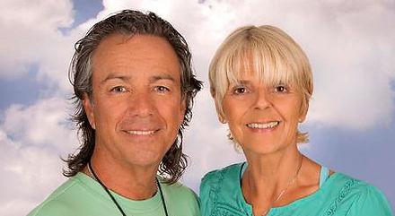 Robert & Lata, Owners, Loving Light Yoga & Healing Center in Englewood, Florida