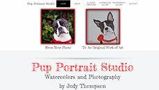 PUP PORTRAIT STUDIO Project Page Link