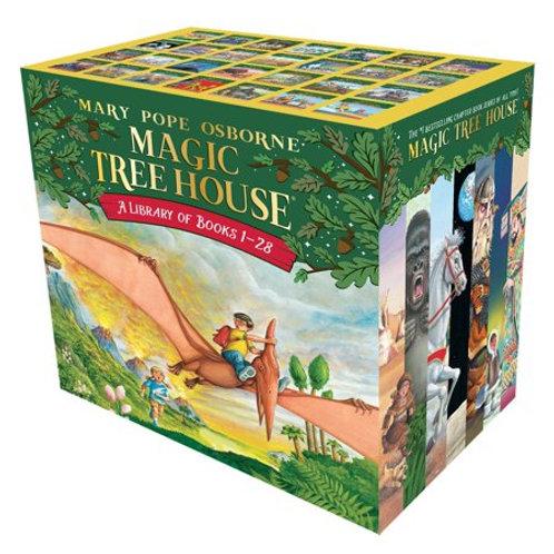 Magic Tree House #1-28