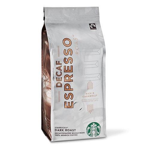 Starbucks Coffee Beans decaf espresso