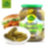 pickles canned American hamburgers steph
