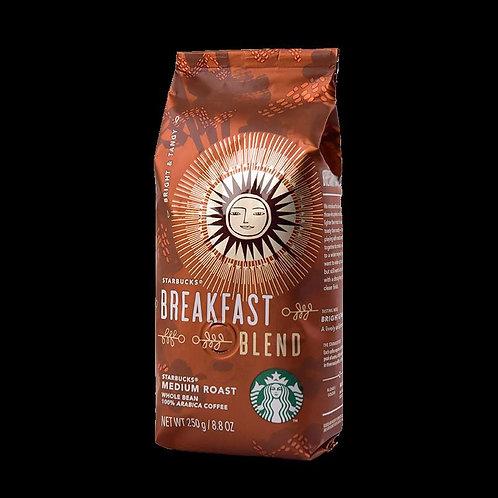 Starbucks Coffee Beans breakfast blend