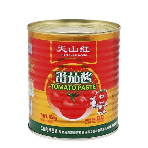 Tian Shan Hong tomato paste