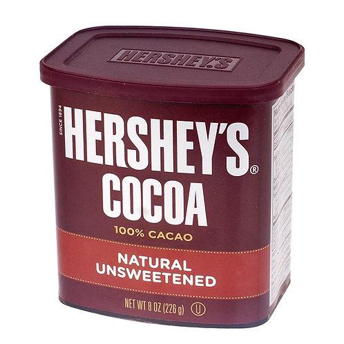 Hershey's unsweetened chocolate powder