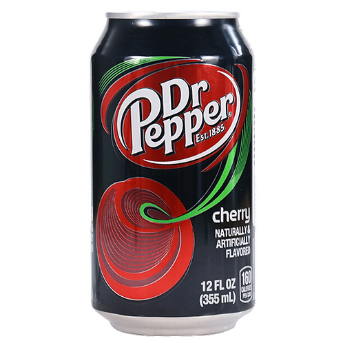 Cherry Dr. Pepper 6 pack
