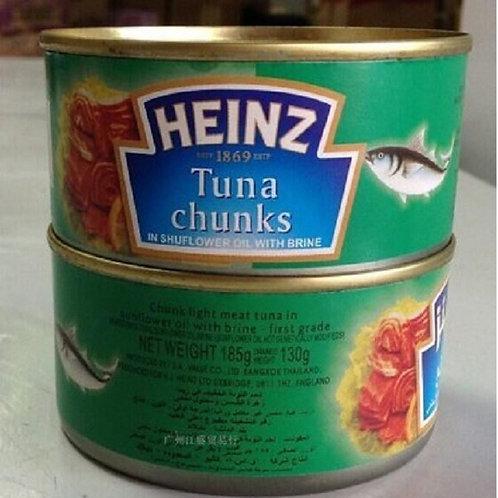 Heinz tuna chunks