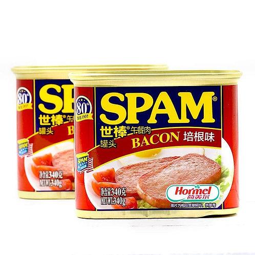 Spam Bacon Flavor