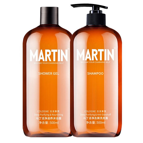 Martin shampoo and bath cream