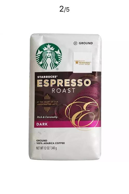Starbucks espresso roast 340g