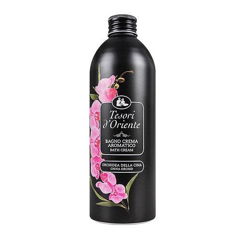 China Orchid bath cream