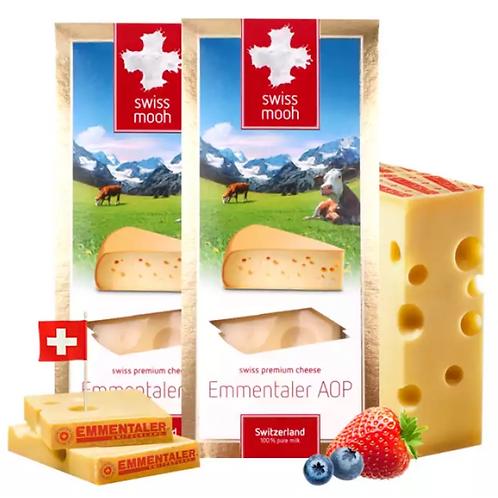 Swiss Mooh Emmentaler Cheese