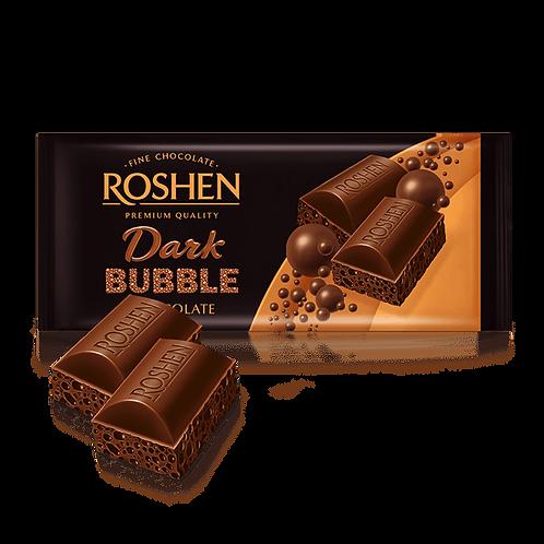Roshen Dark Bubble Chocolate