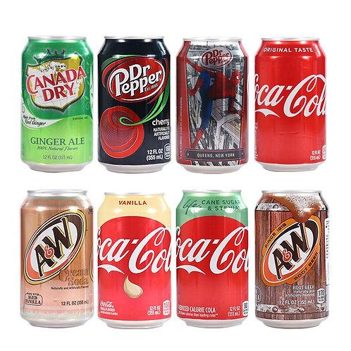 American Cola Variety 8 Pack