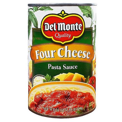 Del Monte 4 cheese pasta sauce