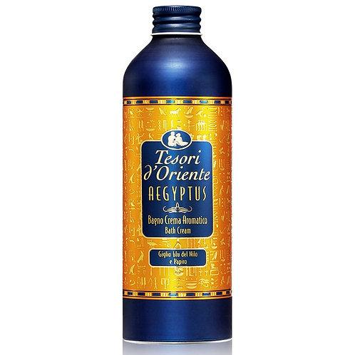 Giglio blu del Nilo e Papiro bath cream