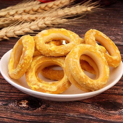 Orange Donut Cookies