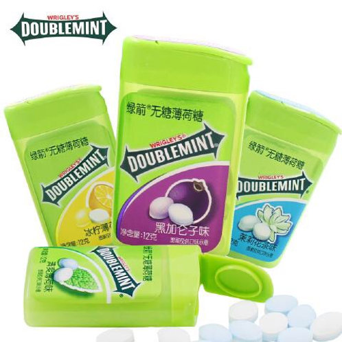 Doublemint Breath Mints Variety Pack