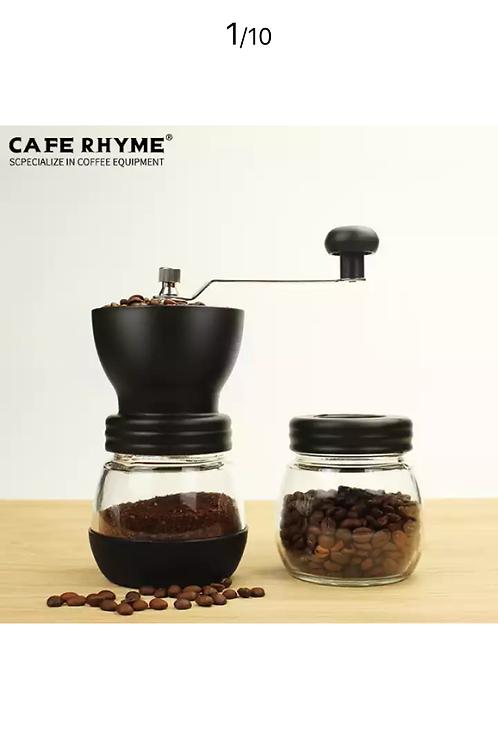Cafe Rhyme coffee bean grinder