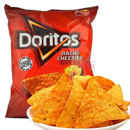 Doritos nacho cheesier