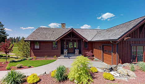 Black Rock Golf Cottage with Golf Course Views