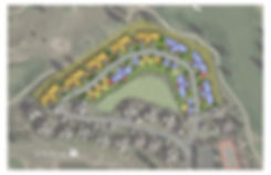 The Golf Club at Black Rock Site Plan for Luxury Golf Cottages
