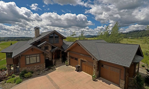 The Golf Club at Black Rock Mountain Views from this Luxury Home