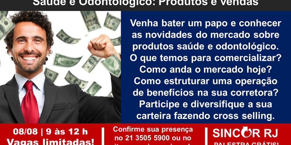 Saúde e Odontológico: Produtos e vendas