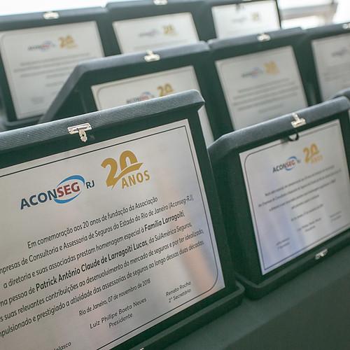 20 Anos Aconseg-RJ