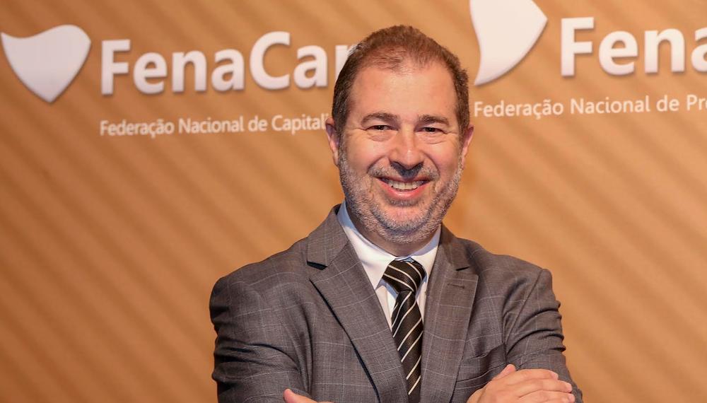 Marcelo Farinha - Presidente da Federação Nacional de Capitalização (FenaCap)