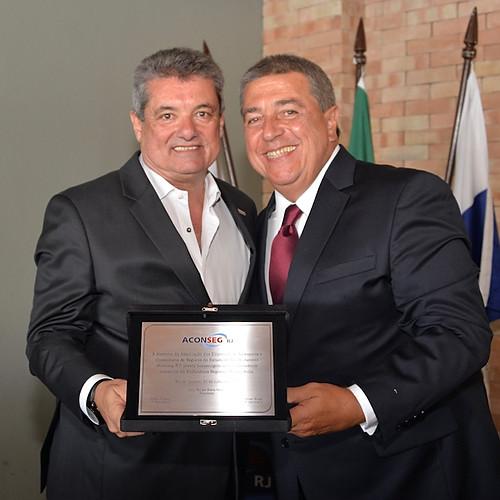 Homenagem ao Vice-Presidente da SulAmerica
