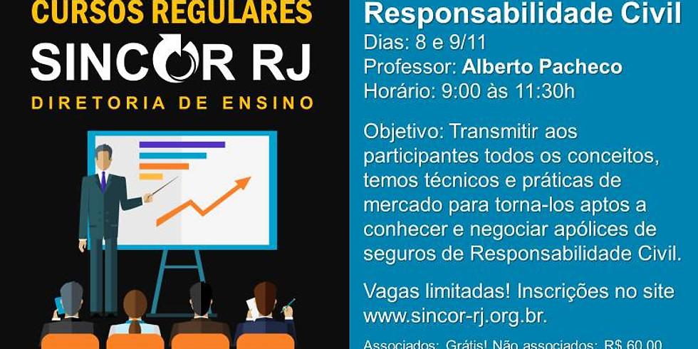 Curso Responsabilidade Civil