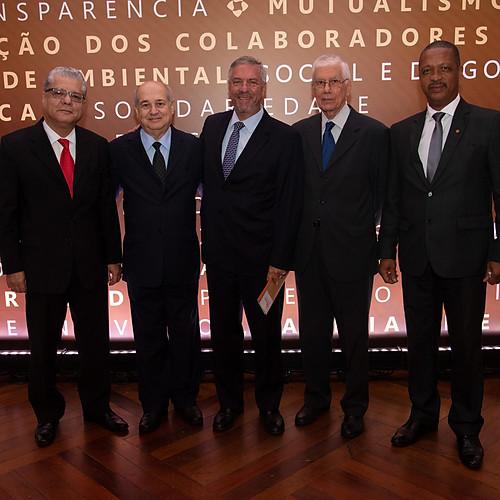 Jantar Comemorativo de Posse dos Conselhos, Diretores e Presidentes da CNseg...