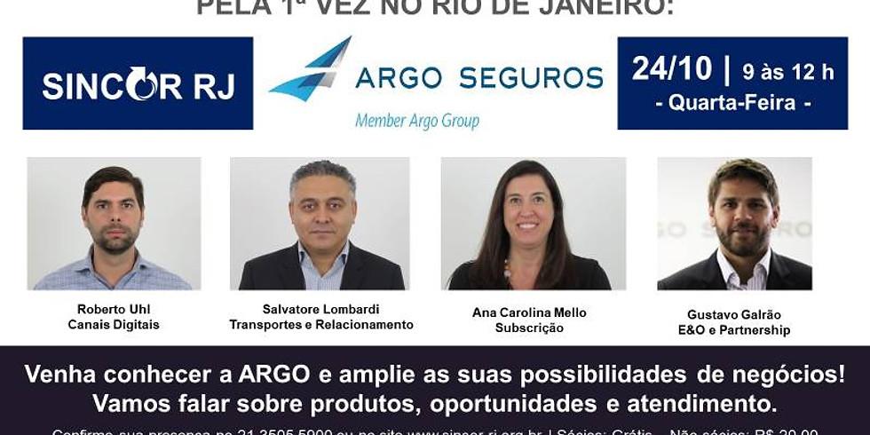 Palestra Argo Seguros