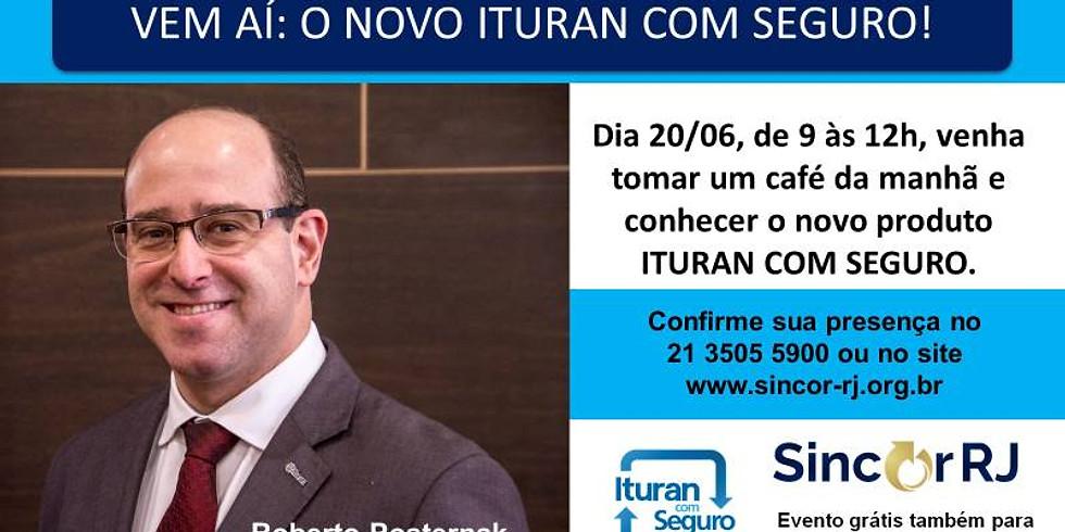 Novo Ituran com seguro
