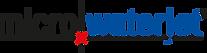 Microwaterjet Logo