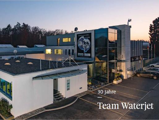 30 Jahre Team Waterjet