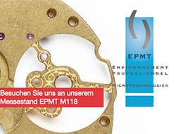 Microwaterjet an der EPHJ-EPMT-SMT