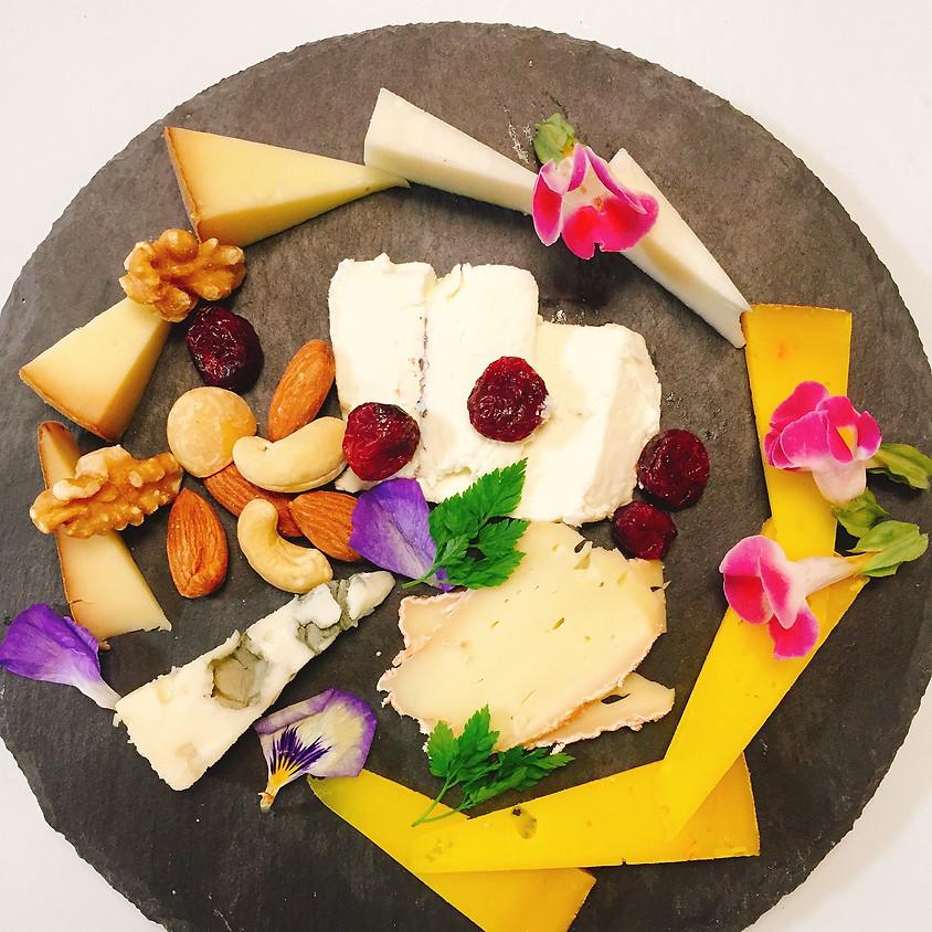 2019年9月12、13、14日チーズパーティ講座 「日本酒とチーズ」